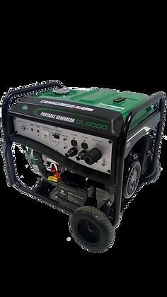 Generador a Gasolina GL8000 – 8000w Green Line