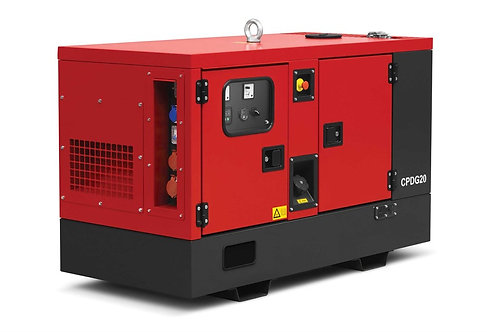 Generadores Diesel  50 Hz