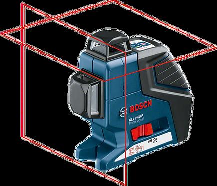 Nivel láser de líneas GLL 2-80 P