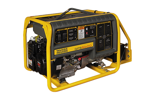 Generador Portátil GPS 5600 A