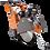 Thumbnail: Cortadora de piso FS-400