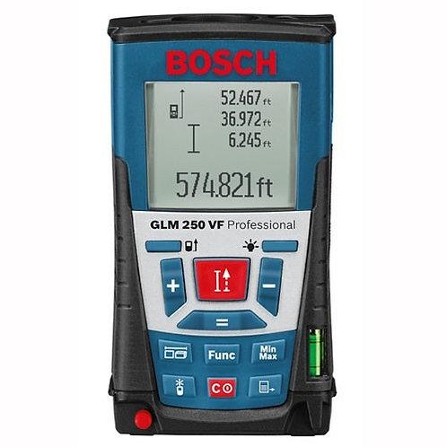 Medidor láser de distancias GLM 250 VF
