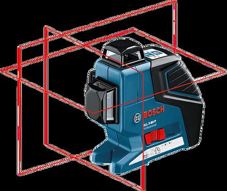 Nivel láser de líneas GLL 3-80 P