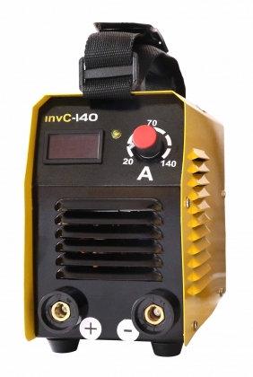 INVERSOR / SOLDADOR INVC 160 AMP