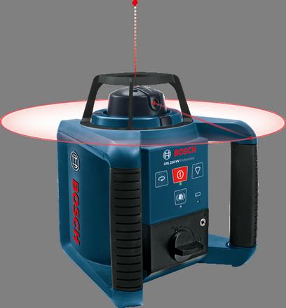 Nivel láser rotativo GRL 250 HV