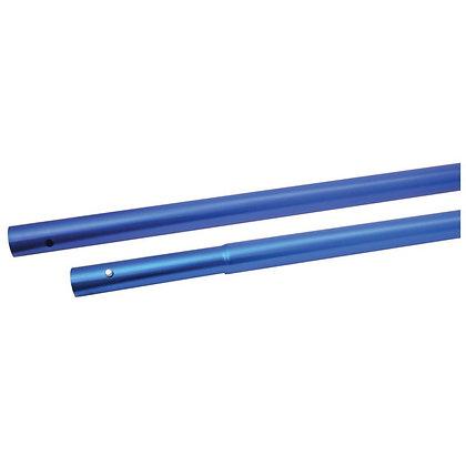 14258 Tubo Aluminio (Extensión) Azul 1 3/8 Delgado 1.8 mts.