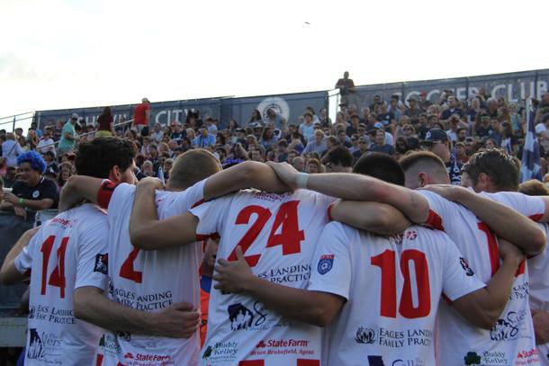 Georgia Revolution FC in Asheville