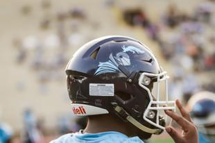 Cedar Grove HS Football Helmet