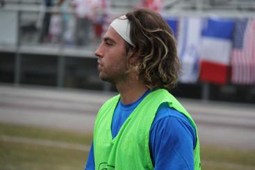Georgia Revolution FC Player