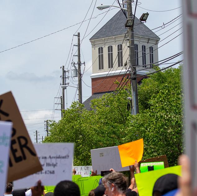 March on Marietta