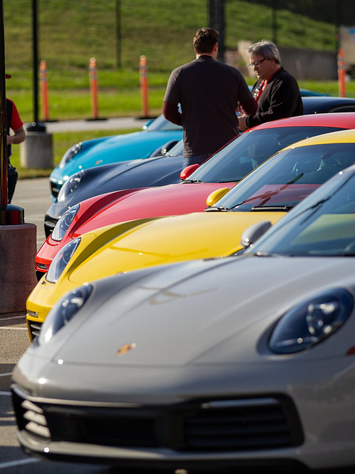 Porsche Rainbow