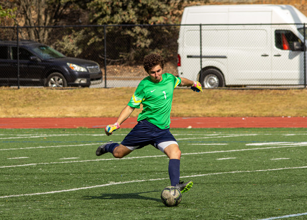 Georgia Tech Goalkeeper