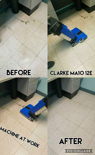 Simply spreading dirt around is neither effective nor sanitary. Here at Keen Clean we use the most efficient machines to get the job done properly, on a daily basis. Here is a look at the Clarke MA10 12E, which has a more effective and efficient cleaning system that removes dirt and water rather than spreading it around like a traditional mop, which as a result creates a more hygienic environment.