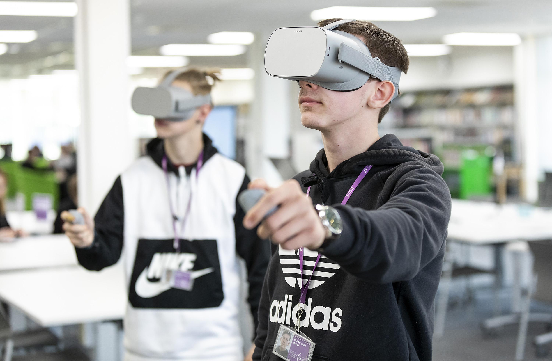 Learning Hub VR