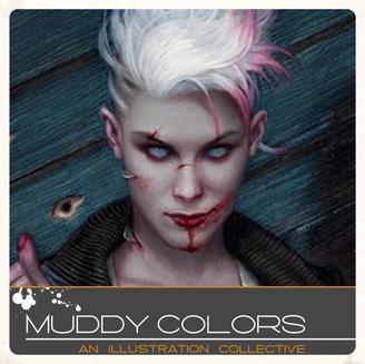 "CBG19 Models for Painter Dan Dos Santos for Book ""White Trash Zombie""."