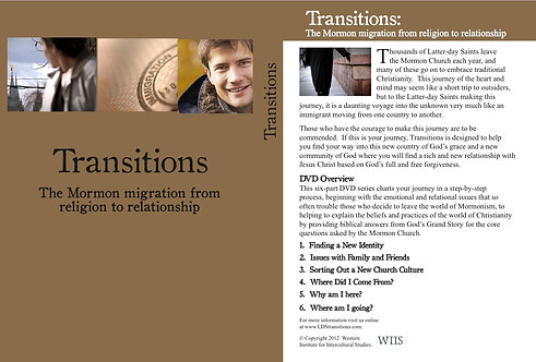 Transitions DVD