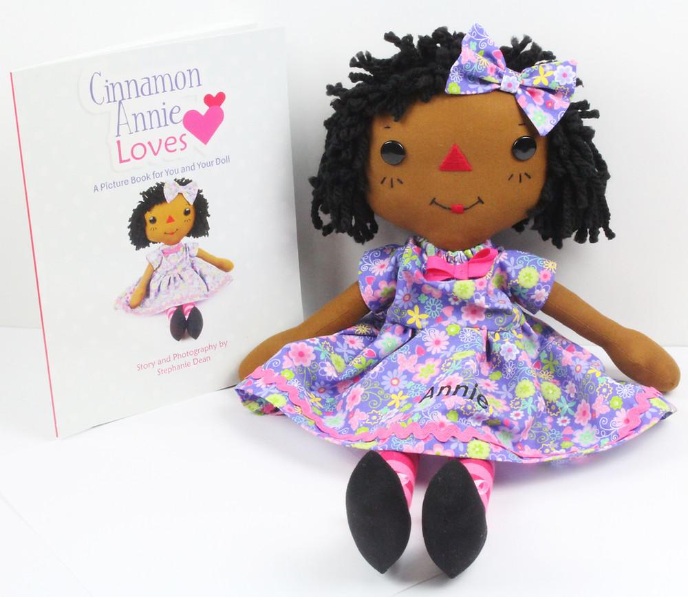 raggedy ann doll children's picture