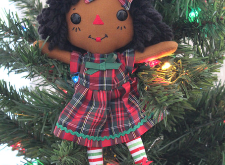 Cinnamon Annie Ornaments