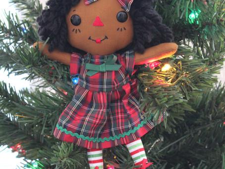 Cinnamon Annie Ornaments