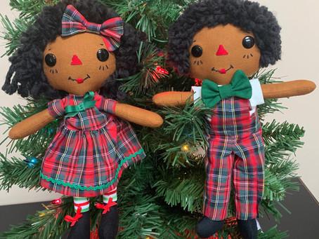 Cinnamon Andrew Ornaments
