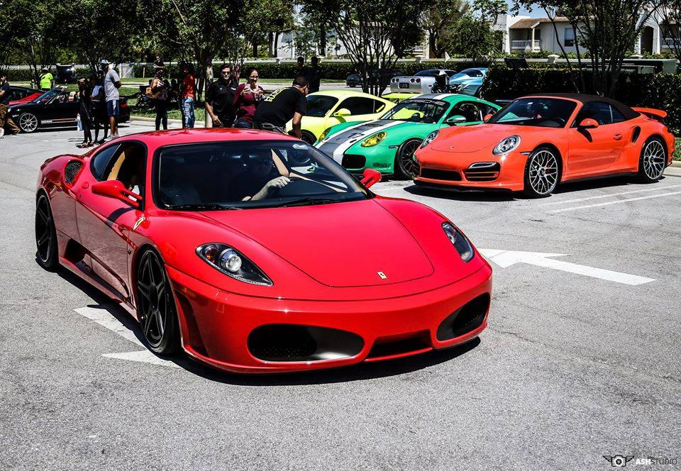 Cars & Coffee Palm Beach 2018