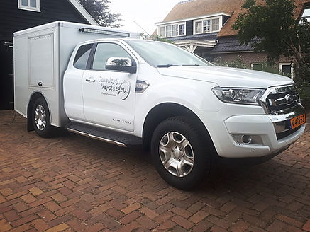Ford Ranger Farrier