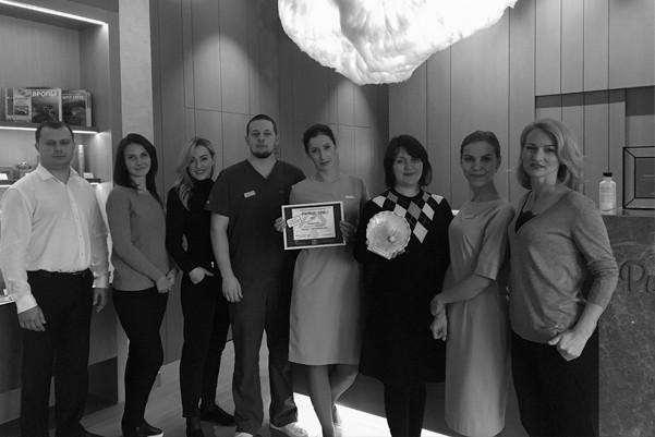 Riviera Spa – победитель Международной премии Perfect Spa 2016