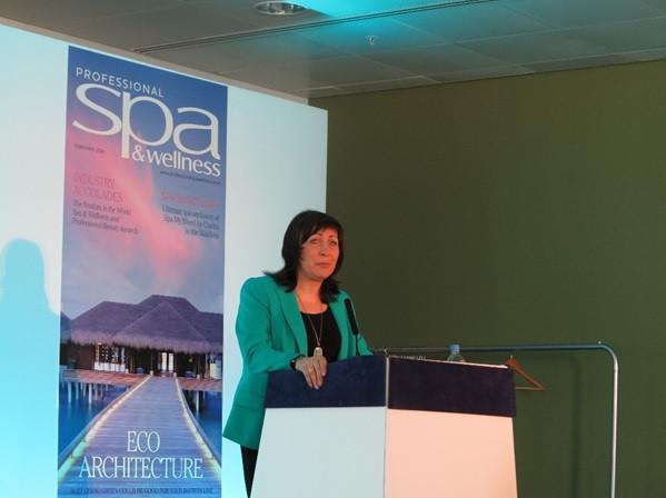 Второй день Professional Spa&Wellness Convention