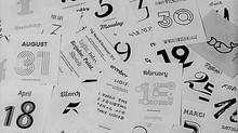 Календарь мероприятий на 2019 год