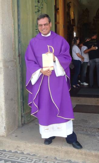 Na paróquia Nossa Senhora da Conceição - Viamão  RS