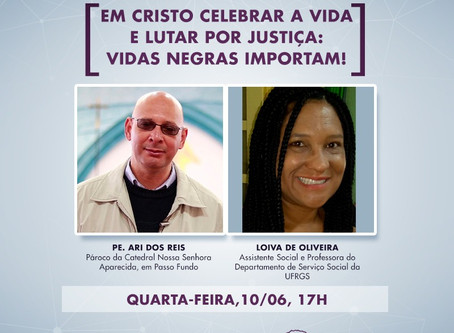 """Regional Sul 3 da CNBB lança série de lives """"Caminhos de Fé e Profecia"""""""