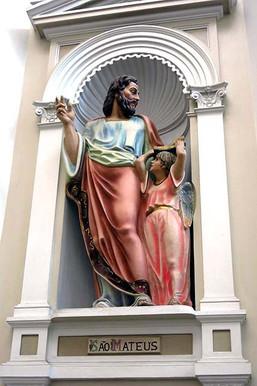Evangelistas São Mateus