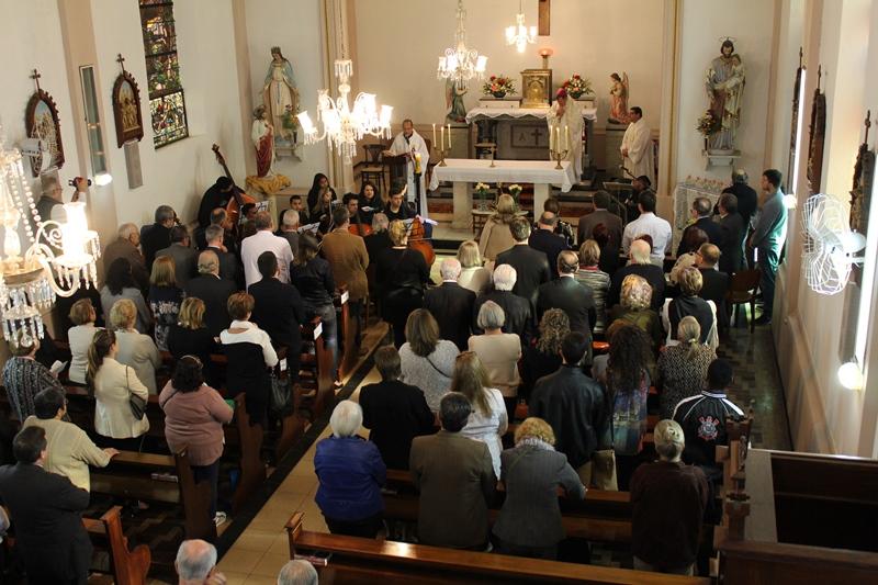 Missa 1 ano Casa de Apoio Madre Ana