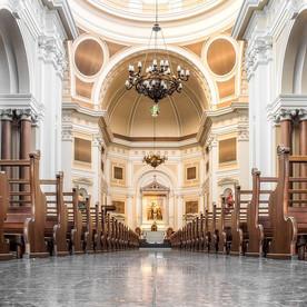 Nave da Catedral Metropolitana