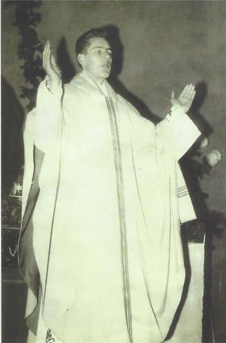 Ordenação presbiteral - 1964