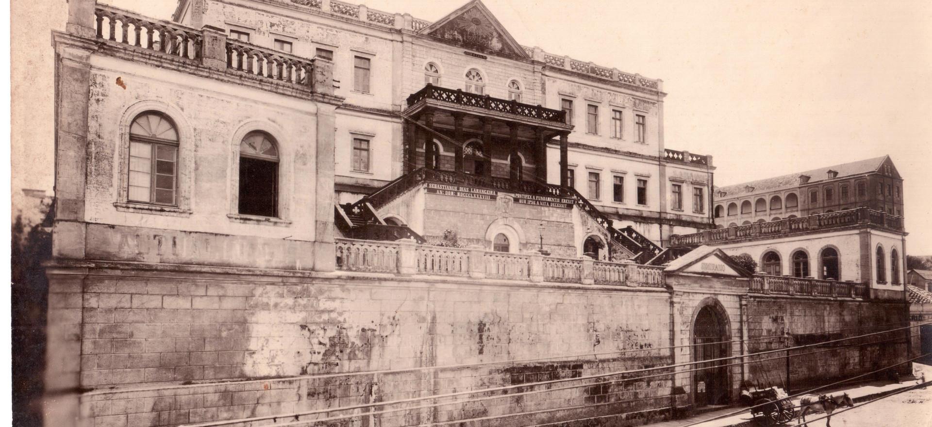 Foto: Acervo histórico