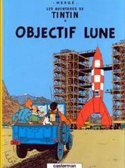 Les Adventures de Tintin Objectif Lune