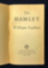 The Hamlet by William Faulkner | For Sale