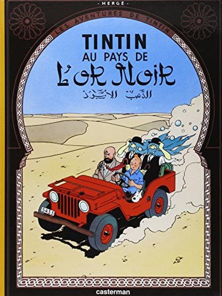 Tintin Au Plays De L'or Noir