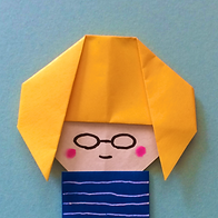カミキィ折り紙