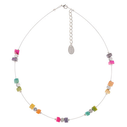 Summer Shells Spaced Necklace
