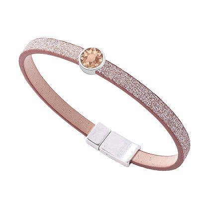 Sparkle Swarovski Crystal Charm Bracelet (more colours available)