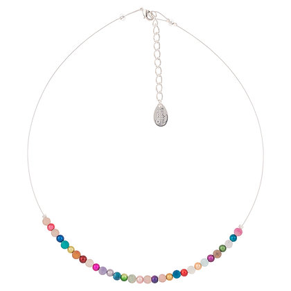 Rainbow Miracle Links Necklace (More Colours Available)