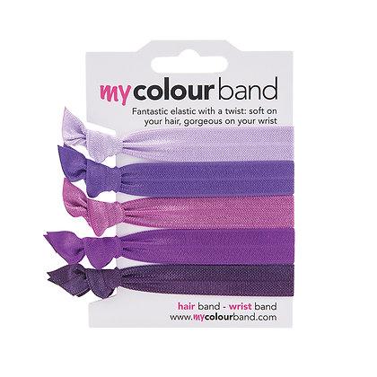 Purple Colourbands