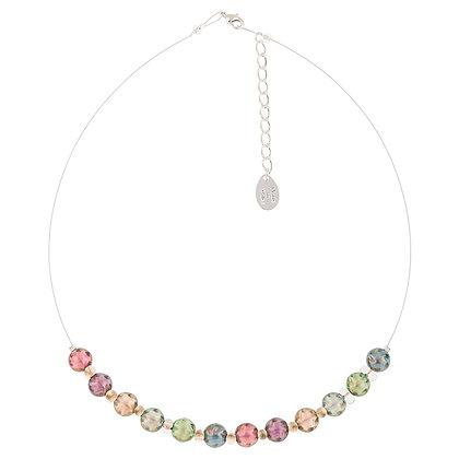 Autumn Lustre Links Full Necklace