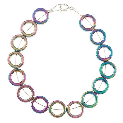 Spectrum Circles Bracelet