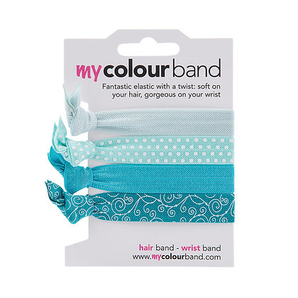 Teal Vintage Colourbands