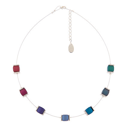 Radiant Deluxe Spaced Necklace