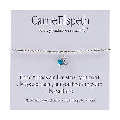 Good Friends Sentiment Bracelet