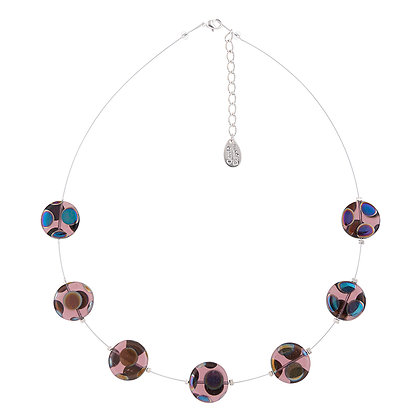 Dotty Puddles Necklace (More Colours Available)